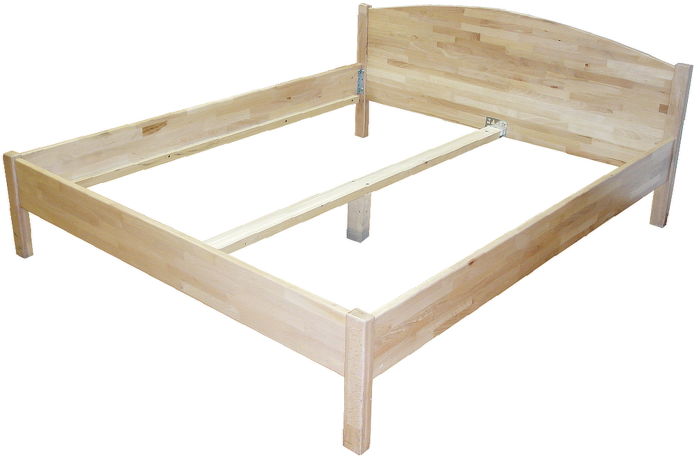 bett mit hohem bogen kopfteil. Black Bedroom Furniture Sets. Home Design Ideas